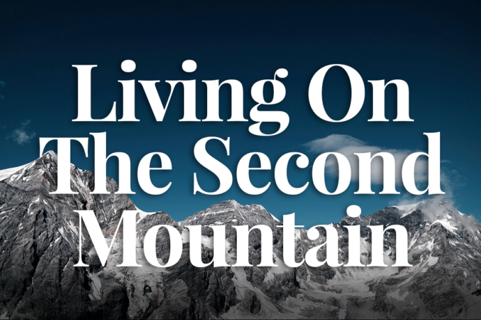 Living On The Second Mountain