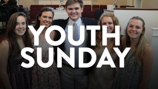 Youth Sunday 2019