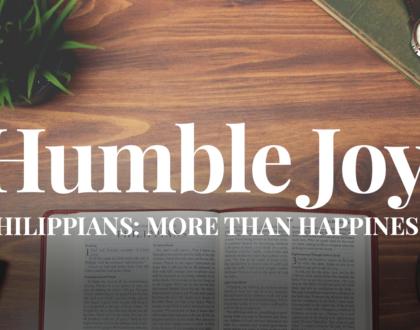 Humble Joy
