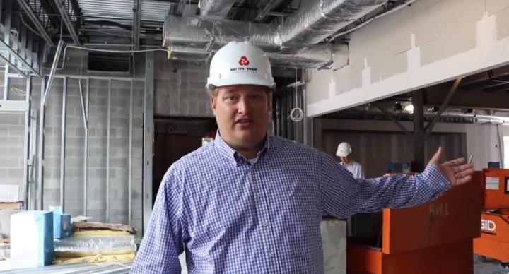 Watch latest construction update