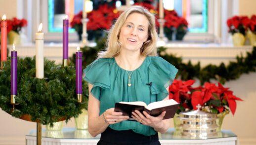 Dec. 24 - Lessons & Carols traditional Christmas Eve service