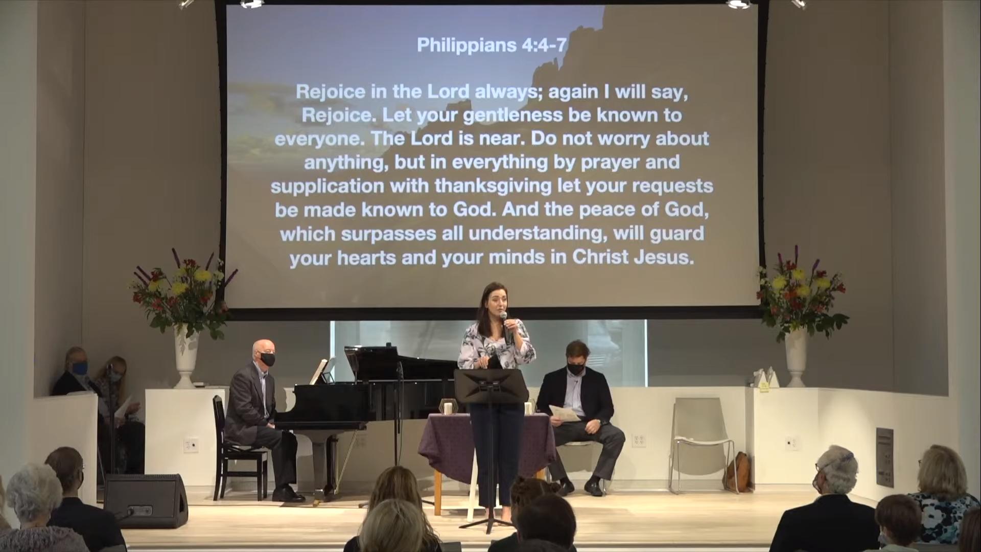 Feb. 28 - Chapel service livestream